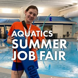 Aquatics Job Fair