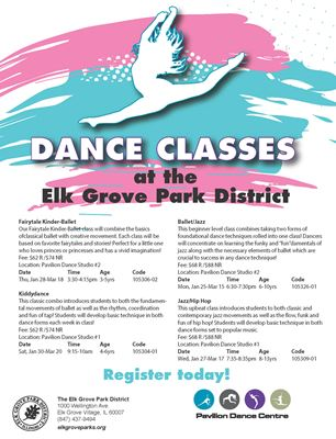 2021 Winter Dance Classes
