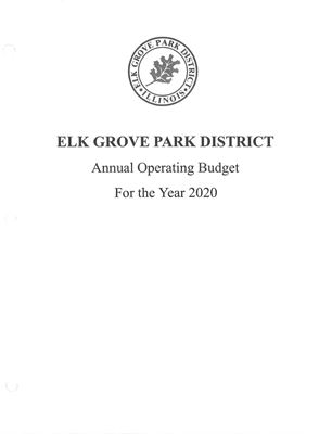2020 Annual Operating Budget