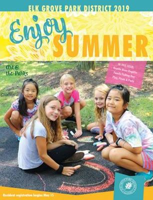 Summer of Recreation @elkgroveparks