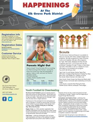 School Newsletter April 2021