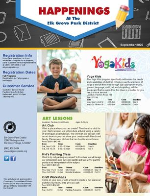 School Newsletter September 2020