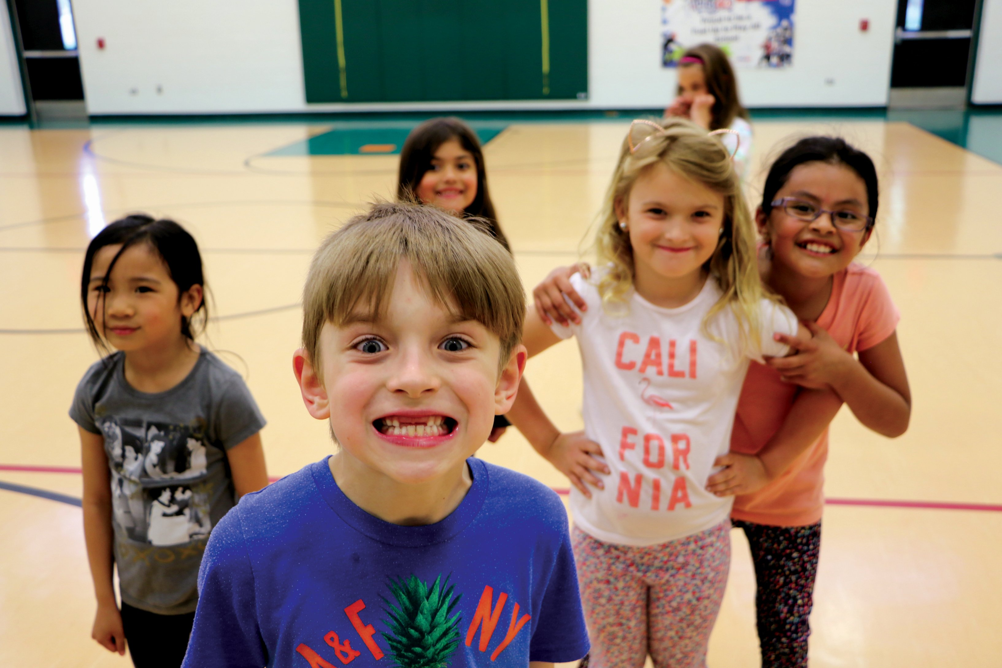ACES After School Care, ACES is available for children K-6